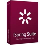 Программа для обучения iSpring Suite 8, 17 лицензий (ISPR_ST_17) фото