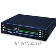 Кардридер внутренний Gembird (FDI2-ALLIN1-B) ALL in 1-B черный USB, код 3402 фото