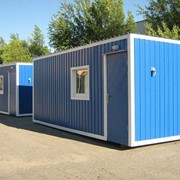Жилые контейнеры (бытовки) фото