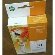 Картридж Ink HP №10 c4841a C Exen 28ml for HP 2500C фото