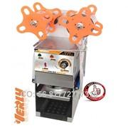 Автоматический запайщик для стаканов 9х12см фото