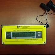 Панель с термометрами - ПТ фото