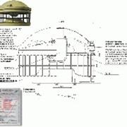 Крышный вентилятор DAs 160 фото