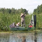 Лодки, аэролодки для любительской рыбной ловли и охоты фото