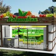 Магазинчики-торговые, овощные фото