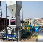 Линия по производству топливных брикетов из отходов древесины и вторичных материалов фото
