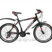"""Велосипед 24\"""" CRONUS BLADE 1.0 (черно-красный) фото"""
