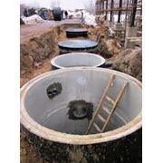 Прокладка сетей канализации. фото