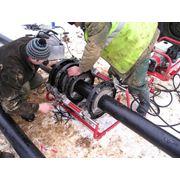 Прокладка наружных и внутренних сетей теплоснабжения фото