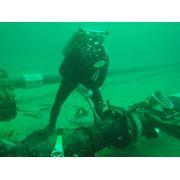 Прокладка подводных коммуникаций фото