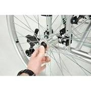 Noname Кресло-коляска механическая алюминиевая FS251LHPQ арт. МдТМ24584 фото
