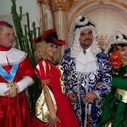 Карнавальные костюмы для взрослых. Прокат Одесса. фото