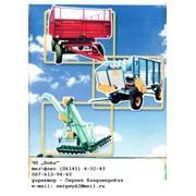 Транспортер поперечный(резиновый) КТУ-10А фото