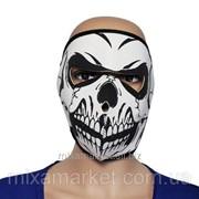 Маска защитная для лица лыжная / мото / страйкбол зубы фото