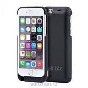 Чехол-зарядка + power bank на iPhone 6 /6S 7000 mah 6GC-2 Черный 87120 фото