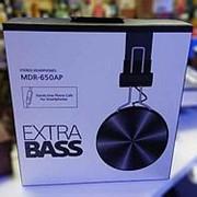 Наушники EXTRA Bass MDR-650ap фото