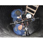 Строительство водопроводных и канализационных сетей в Казахстане фото