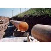 Строительство водопроводаполивочный водопровод фото