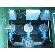 Установка по обеззараживанию сточных вод фото