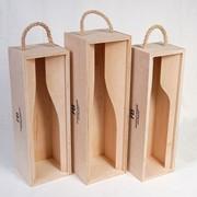 Подарочная упаковка для вина,деревянная упаковка, упаковка бутылок, деревянная упаковка для вина, деревянные ящики для бутылок фото