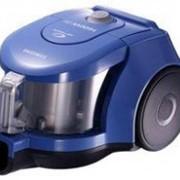 Компактный пылесос без мешка для сбора пыли Samsung SC 4326 Blue фото