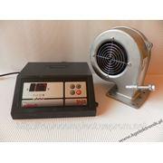 Контролер твердопаливного котла KG Elektronik SP05 LED+DP02(вентилятор) фото