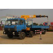 Автокран - манипулятор низкие цены Cheng Ливэй марки CLW5253JSQ3 тип-автокран фото