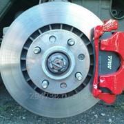 Диск переднего тормоза 96215-4 KGC, кросс_номер 96179110 фото