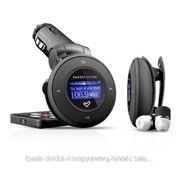 FM модулятор Energy Sistem Car FM-T / MP3 Player Energy 1204 4GB Deep Black фото