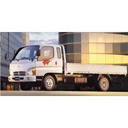 Автомобили грузовые бортовые HD65 (двойная кабина) фото