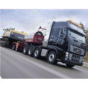 Грузовик-тягач Volvo FH16, тягачи грузовые фото