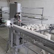 Оборудование для производства туалетной бумаги. фото