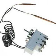 Термостат для водонагревателя Ariston (Аристон) трехфазный 65100360, 20A, см. 033027 фото