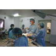 Услуги хирургические хирургический стационар. Артроскопические операции фото