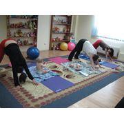 baby-йога фото