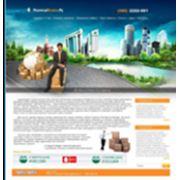 Разработка веб-дизайна сайта фото