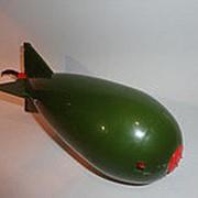 Ракета для заброса прикормки(хорошее качество) фото