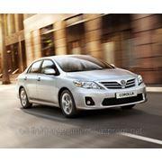 Автомобиль Toyota Corolla — самая популярная модель компании, которая просто не нуждается в рекламе. фото