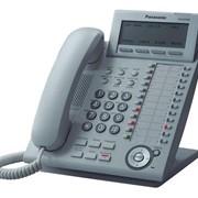 Цифровой системный телефон Panasonic KX-DT346 фото