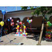 Оформление детского праздника и дня рождения в Алматы. фото