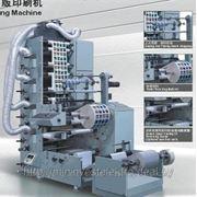 6-ти красочная Флексографская печатная машина ATLAS-320 фото