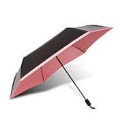 Мини зонт Black Lemon, розовый фото