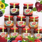 Варенья фруктово-ягодные фото