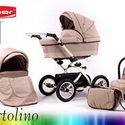 Универсальная детская коляска Adbor Bartolino Super B 100 фото