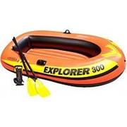 Лодка Explorer 300 Intex 58332 фото