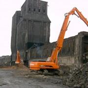 Разрушитель зданий Doosan S420LC-V Demolition фото