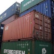 Аренда морского контейнера фото
