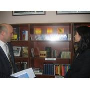 Услуги читальных залов при библиотеках: Центр изучения Индии фото
