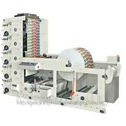 6-ти красочная Флексографская печатная машина ATLAS-850 фото