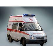 Услуги платной скорой помощи фото